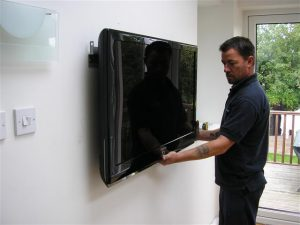 TV Installation Wall Mounting Dubai
