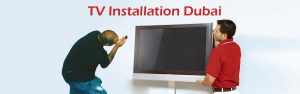 TV installation Dubai